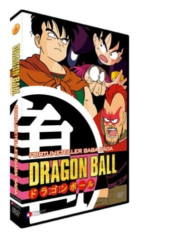 Dragon Ball Fortune Teller Baba Saga Set Clr Nr Uncut