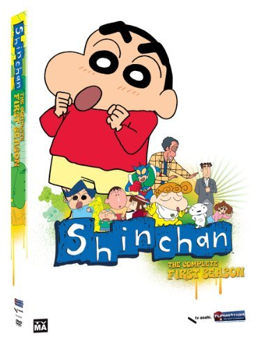 Shinchan Season 1 Tvma 4 DVD