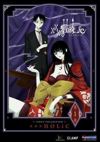 First Collection Xxxholic Tvpg