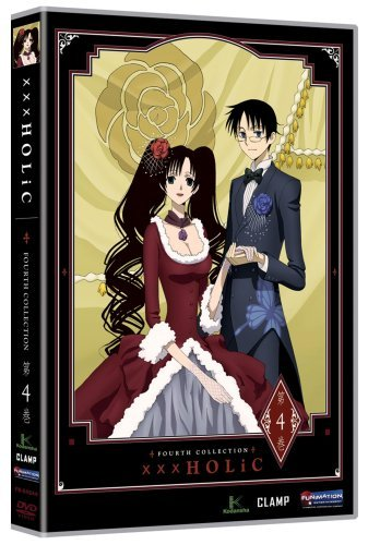 Xxxholic Fourth Collection Nr 2 DVD