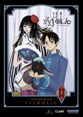Xxxholic Fifth Collection Nr