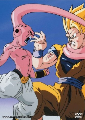 Dragon Ball Z Kid Buu Clr Nr 5 DVD Uncut