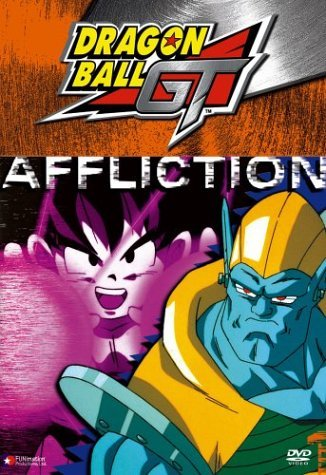 Dragon Ball Gt Baby Affliction Clr Uncut