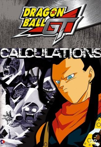 Dragon Ball Gt Calculations Clr Nr Uncut