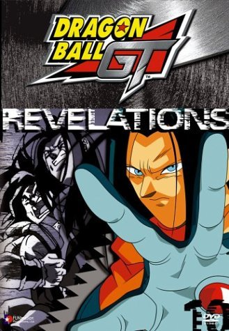 Dragon Ball Gt Revelations Clr Nr Uncut