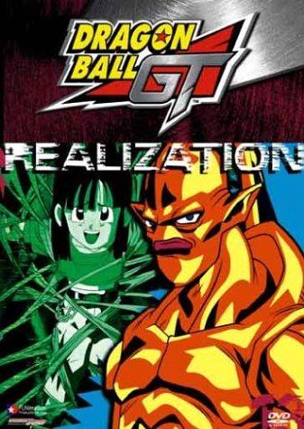 Dragon Ball Gt Vol. 13 Realization Clr Nr Uncut