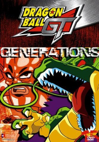 Dragon Ball Gt Vol. 15 Generation Clr Nr Uncut