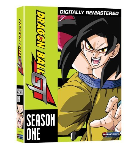Dragon Ball Gt Season 1 Uncut Tvpg 5 DVD