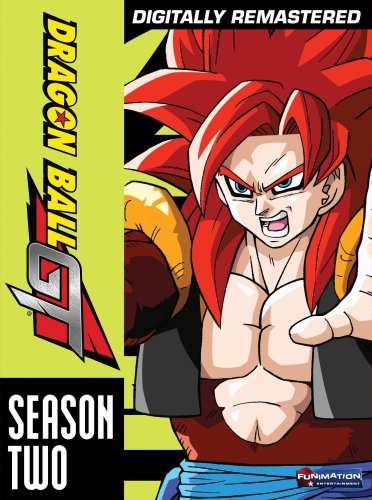 Dragon Ball Gt Season 2 Uncut Tvpg 6 DVD