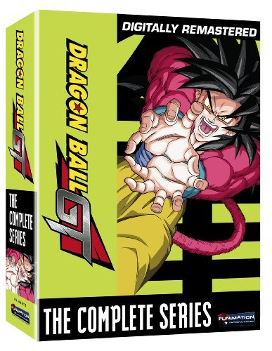 Dragon Ball Gt Complete Series Tvpg 10 DVD