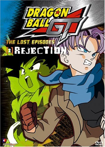 Dragon Ball Gt Lost Episodes Vol. 2 Rejection Clr Nr Uncut
