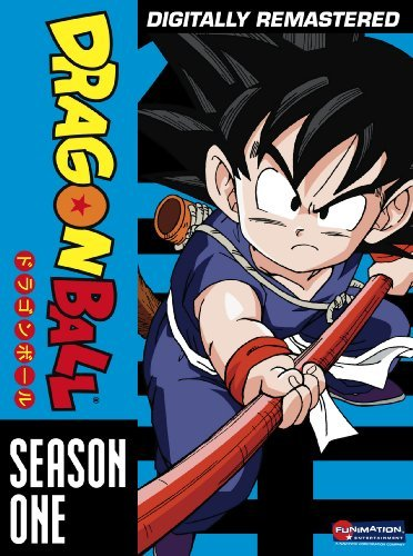 Dragon Ball Season 1 Tv14 5 DVD