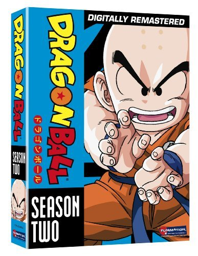 Dragon Ball Season 2 Tv14 5 DVD