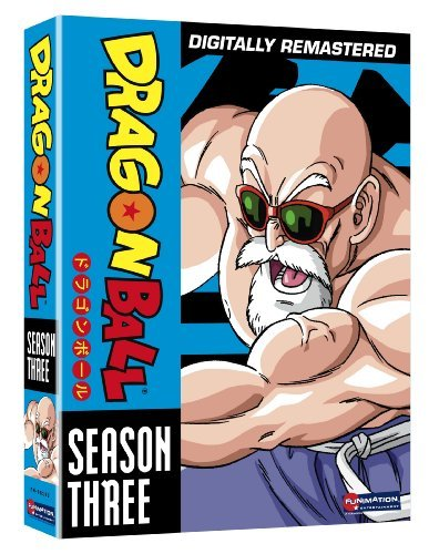 Dragon Ball Season 3 Tv14 5 DVD