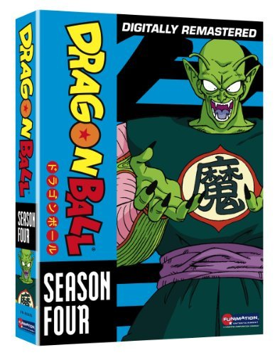 Dragon Ball Season 4 Tv14 5 DVD