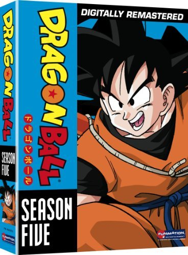 Dragon Ball Season 5 Tv14 5 DVD
