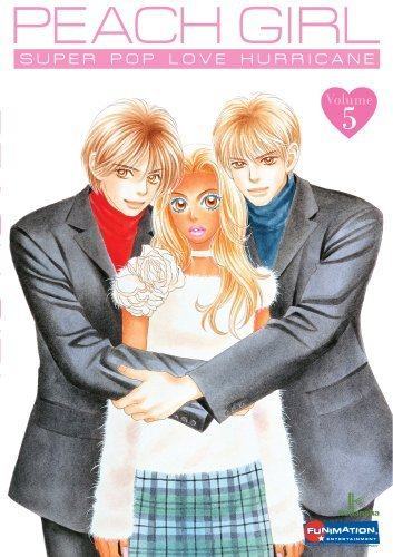 Peach Girl Vol. 5 Tvpg Uncut