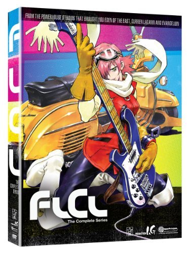 Flcl Complete Series Classic Flcl Tv14