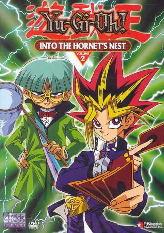 Yu Gi Oh Into The Hornet's Nest Clr Eng Dub Nr Edited