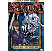 Yu Gi Oh Vol. 3 Stolen Blue Eyes White Clr Nr