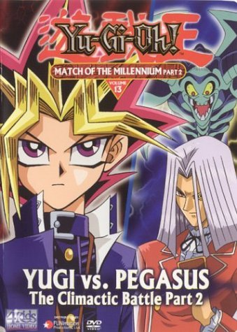 Yu Gi Oh Match Of The Millennium Pt. 2 Clr Nr Edited