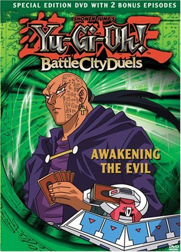 Yu Gi Oh Vol. 9 Awakening The Evil Clr Nr