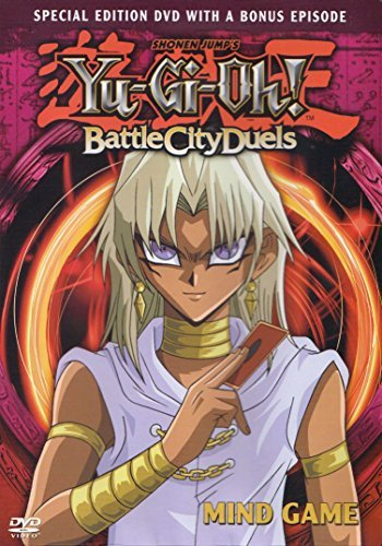 Yu Gi Oh Vol. 10 Mind Game Season 2 Clr Nr