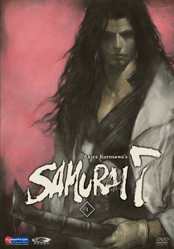 Samurai 7 Vol. 1 Search For The Seven Nr