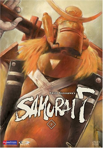 Samurai 7 Vol. 3 From Farm To Fortress