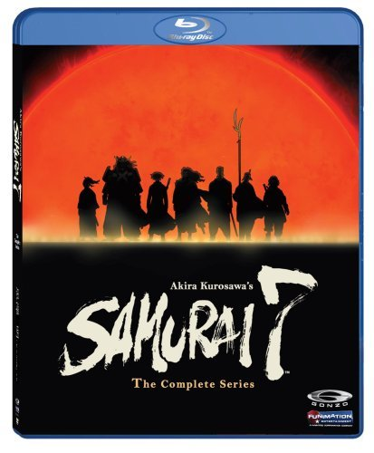 Samurai 7 Box Set Ws Blu Ray Uncut Tvpg