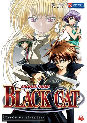 Black Cat Vol. 1 Black Cat Clr Pg