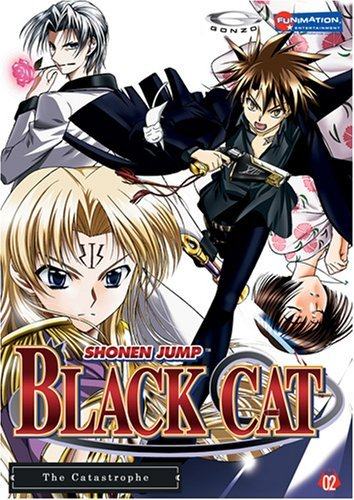 Black Cat Vol. 2 Black Cat Clr Pg
