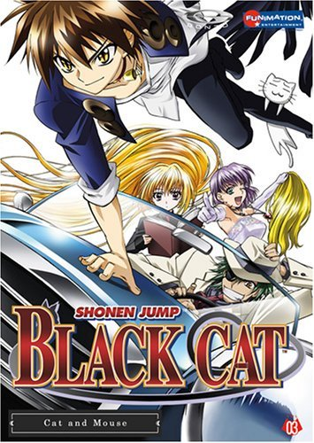 Black Cat Vol. 3 Black Cat Clr Pg