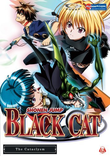 Black Cat Vol. 5 Black Cat Clr Tvpg Uncut