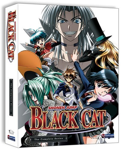Black Cat Box Set Nr 6 DVD