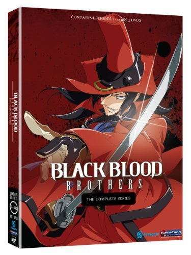 Black Blood Brothers Box Set Black Blood Brothers Ws Tvma