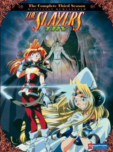 Slayers Season 3 Nr
