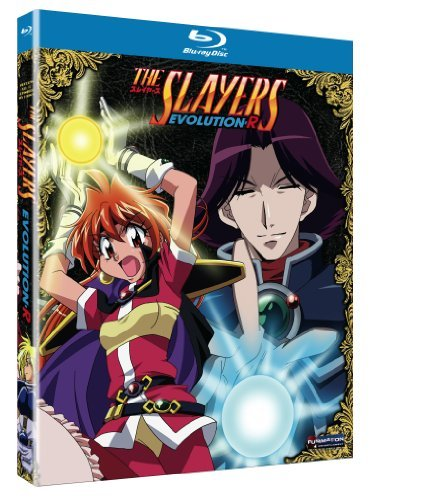 Slayers Evolution R Season 5 Ws Blu Ray Nr 2 DVD