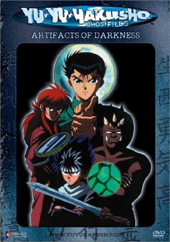 Yu Yu Hakusho Spirit Detective Artifacts Of Darkness Clr Nr
