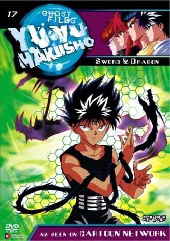 Yu Yu Hakusho Sword & Dragon Clr Nr Edited