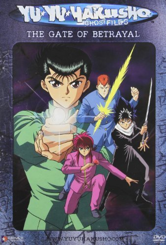 Yu Yu Hakusho Spirit Detective Gate Of Betrayal Clr Nr Edited