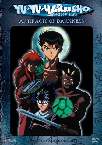 Yu Yu Hakusho Artifacts Of Darkness Clr Eng Dub Nr Uncut