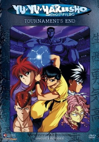 Yu Yu Hakusho Tournaments End Clr Nr Uncut