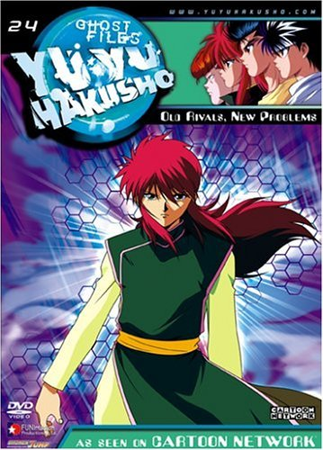 Yu Yu Hakusho Vol. 24 Old Rivals New Problem Clr Nr Edited