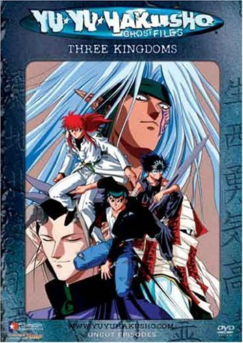 Yu Yu Hakusho Vol. 28 Three Kingdoms Clr Nr Uncut