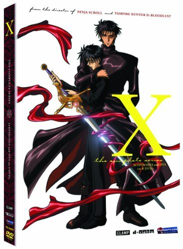 X Complete Series X Ws Tv14 4 DVD