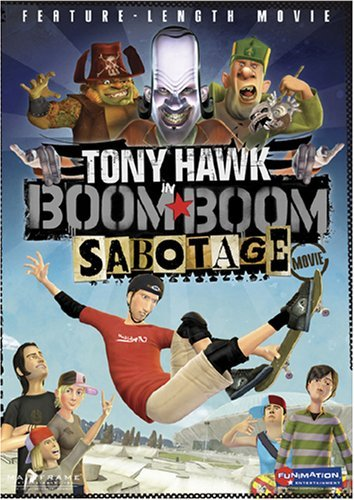Tony Hawk In Boom Boom Sabotag Tony Hawk In Boom Boom Sabotag Tvpg