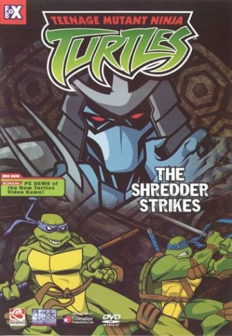 Teenage Mutant Ninja Turtles Shredder Strikes Clr Nr Edited