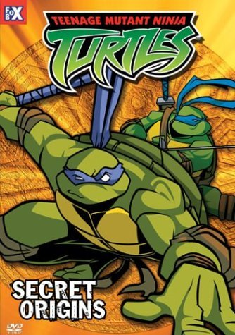 Teenage Mutant Ninja Turtles Vol. 10 Secret Origins Clr Nr Edited