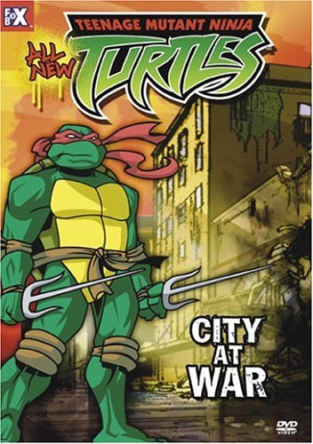 Teenage Mutant Nija Turtles Vol. 14 City At War Clr Nr Edited